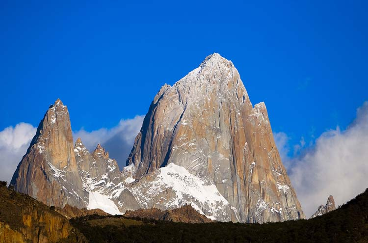 Mount Fitz Roy - © By Flickr user longhorndave