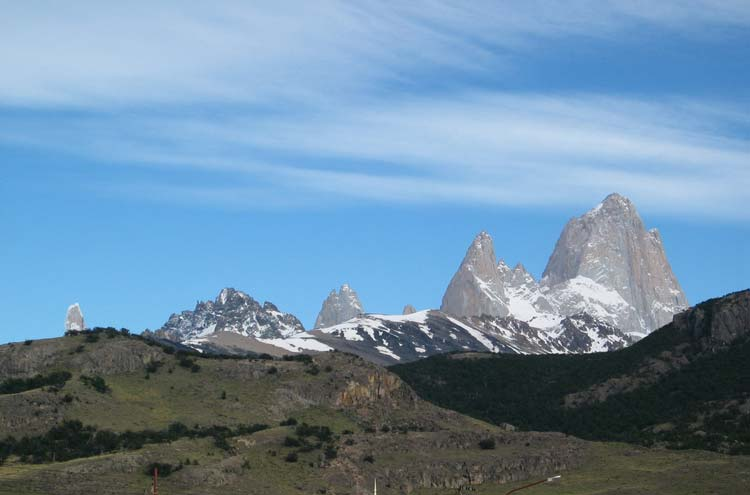 Mount Fitz Roy - © By Flickr user pululante