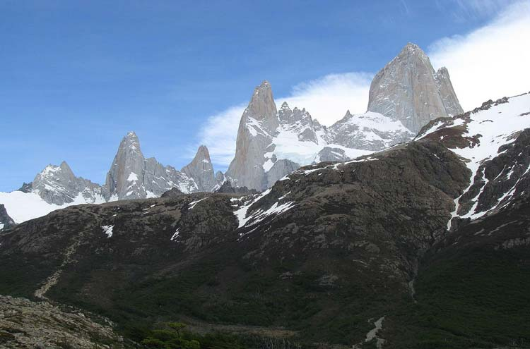 Fitz Roy - © By Flickr user pululante