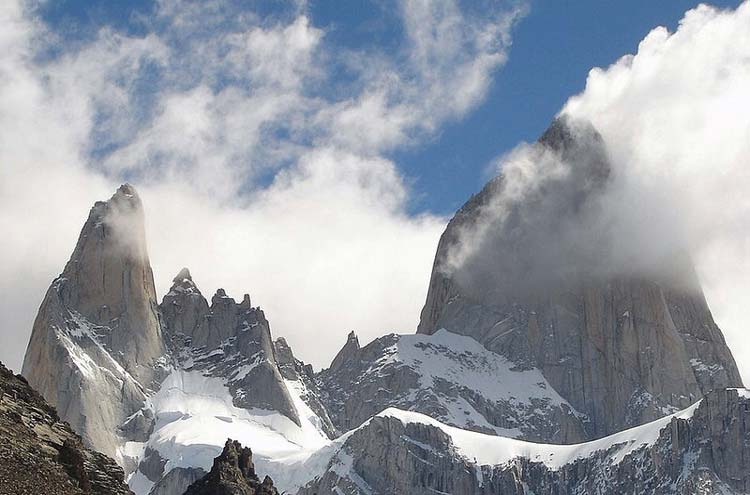 Fitz Roy e Glaciares - © By Flickr user MarioCesarMendoncaGomes