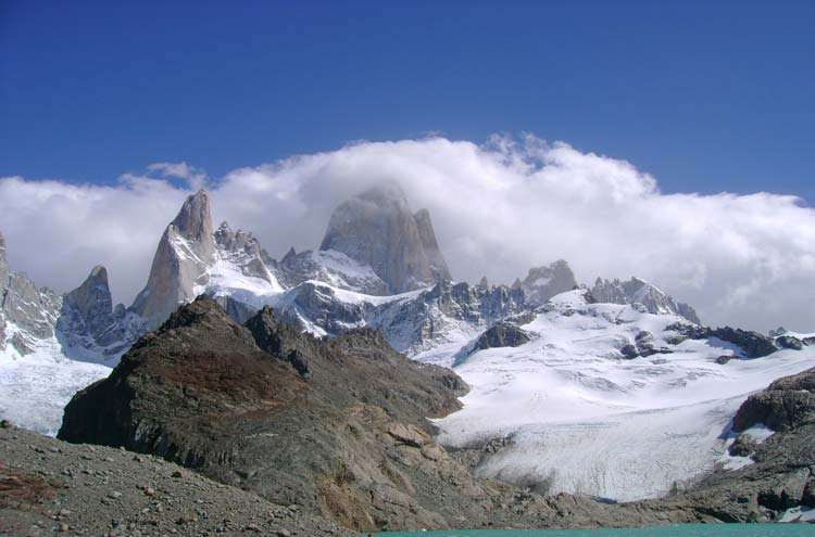 Fitz Roy - © By Flickr user flopisubmarina