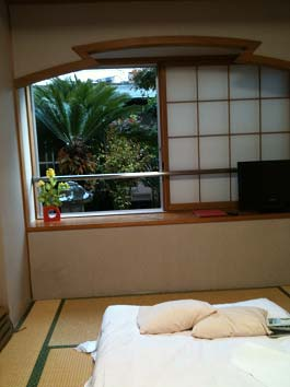 Shikoku Pilgrimage: Typical Shukubo Bedroom - © By Nils Wetterlind