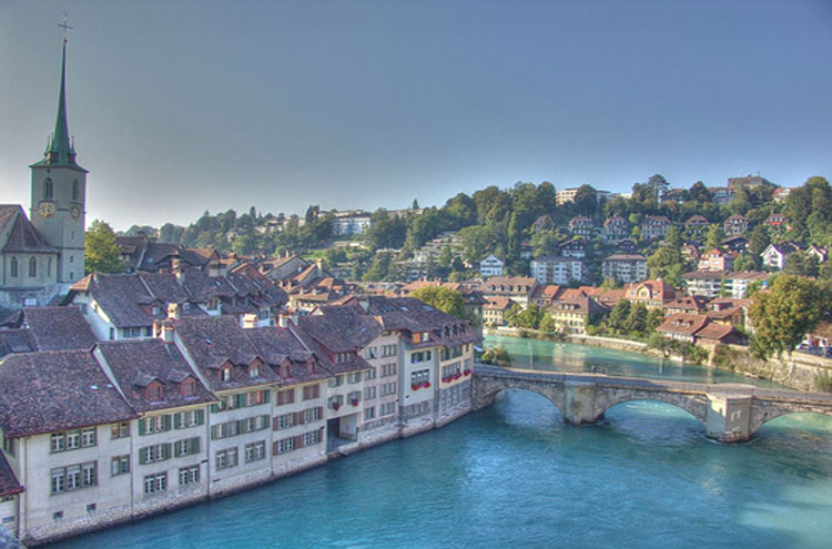 Bern - © By Flickr user twicepix