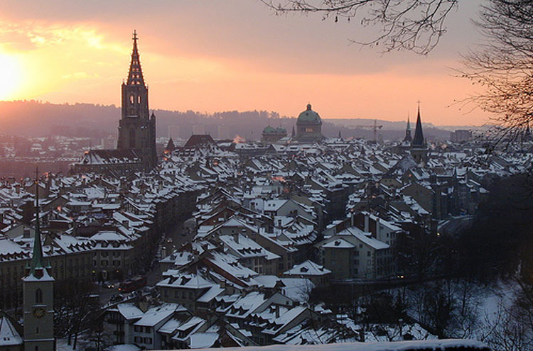 Lovely Bern - © By Flickr user GenevaLife