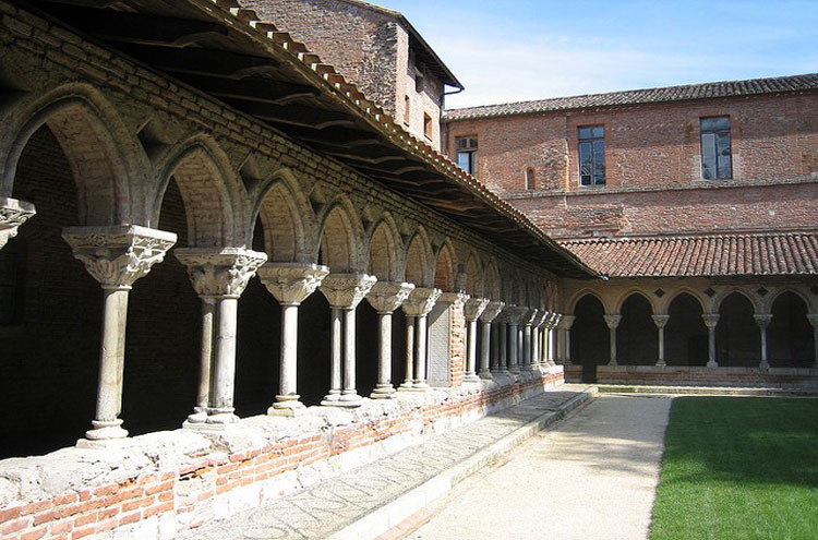 St Pierre Abbey, Moissac - © By Flickr user jodastephen