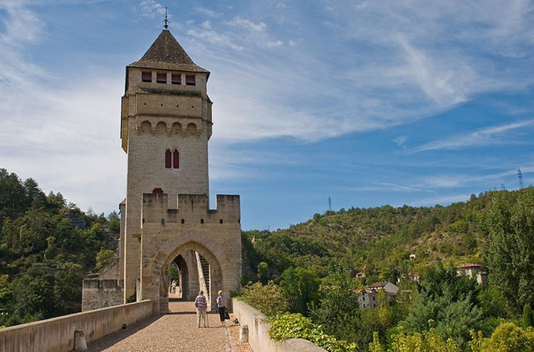 Cahors - © By Flickr user PhillipC