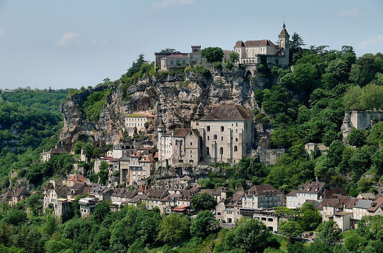Rocamadour, Lot region - © By Flickr user dynamosquito