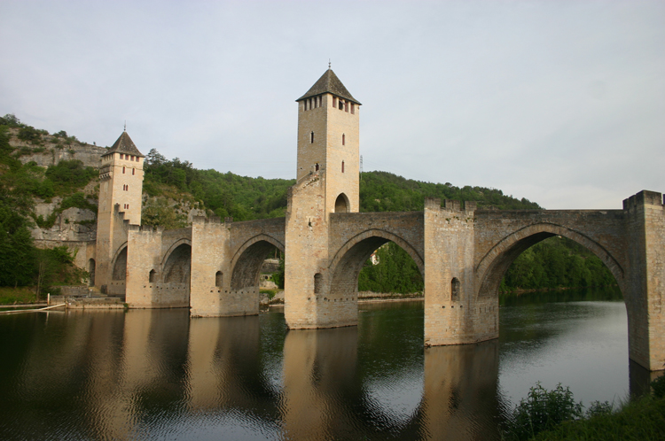 Cahors, cliche for good reason - © William Mackesy