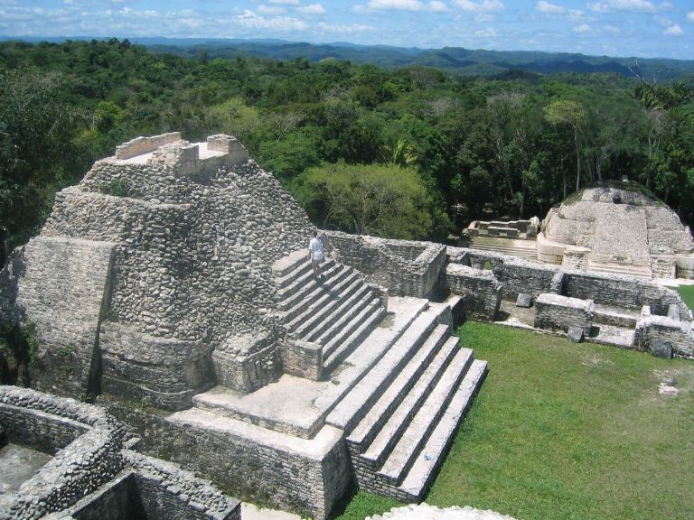 Mayan Belize: Caracol  - © flickr user- Nathan LeClair