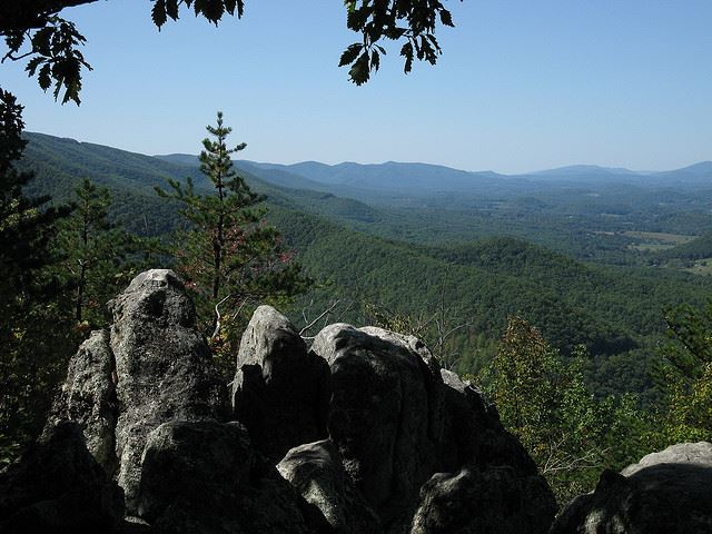Appalachian Trail - Virginia - © Flickr user carobe