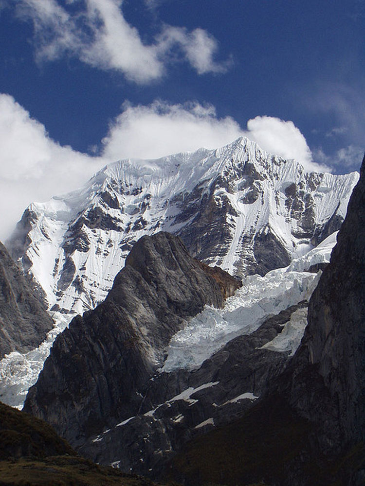 Huayhuash   - © From Flickr user Jake G