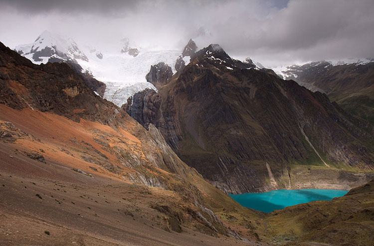 Huayhuash Landscape   - © From Flickr user Indrik Myneur