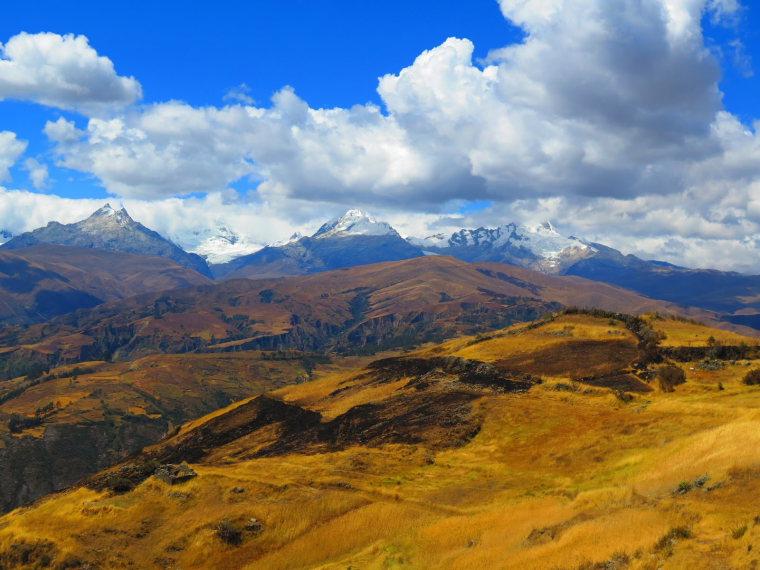 Huayhuash Circuit: © Charles Bookman
