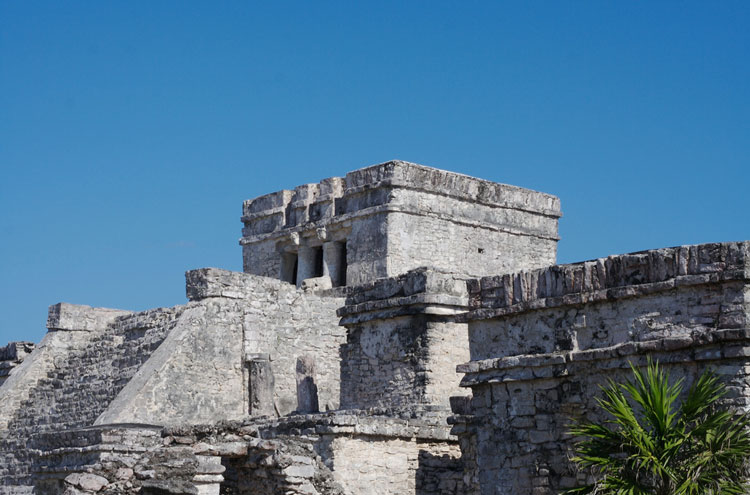 Tulum, and Coba to Yaxuna: Tulum - © By Flickr user Willia4