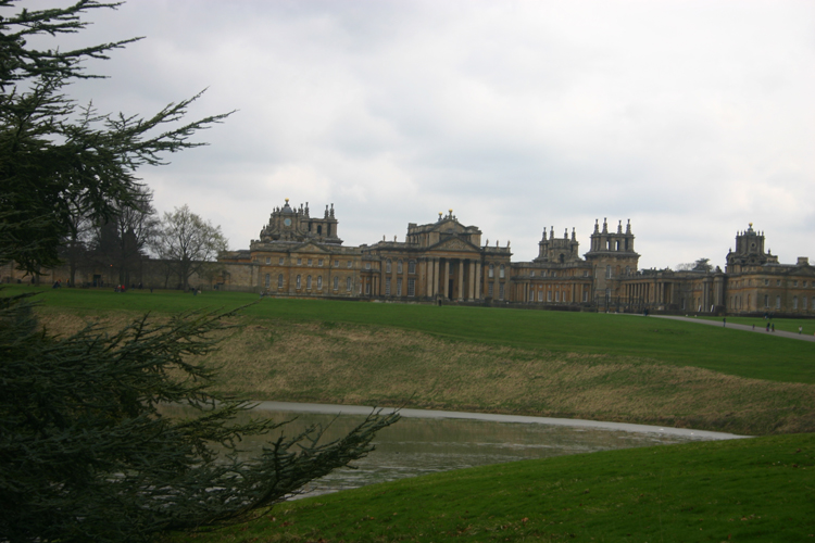 Blenheim Palace - © William Mackesy