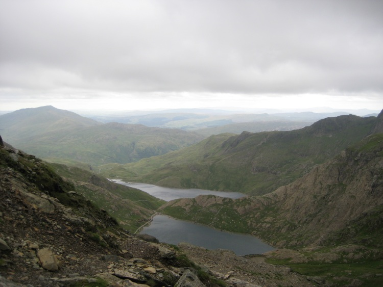 United Kingdom Wales Snowdonia, Mount Snowdon, Snowdon, Walkopedia