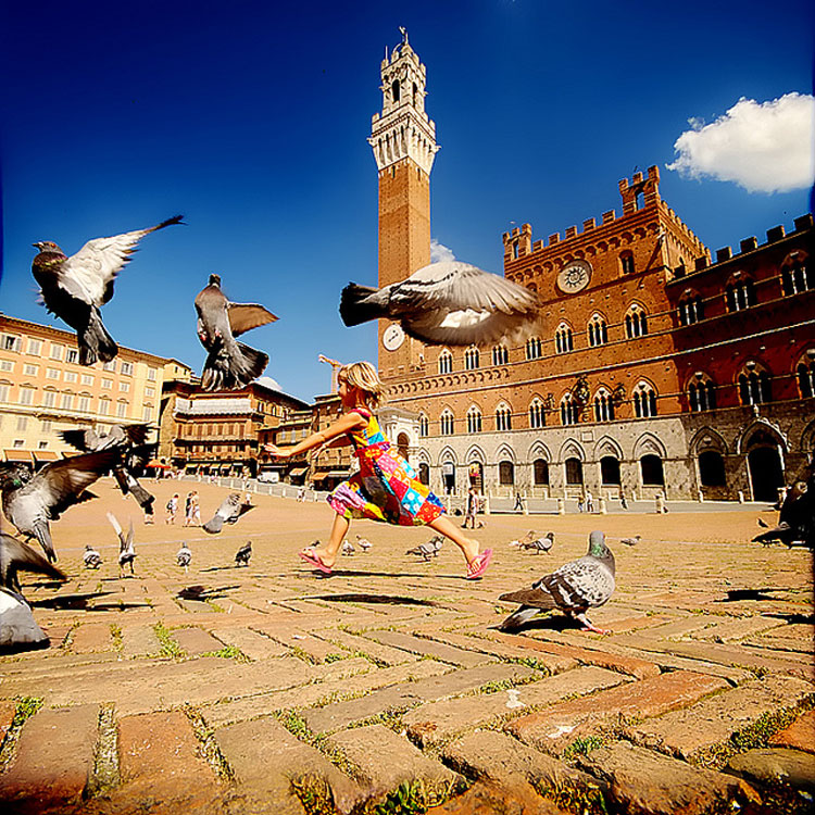 Siena - © Flickr user Edgar Barany