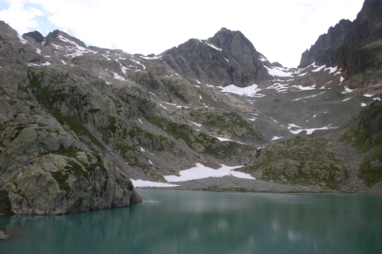 Lac Blanc and Southern Aiguilles Rouges Traverses: Aiguilles Rouges, Belvedere Pass - © William Mackesy
