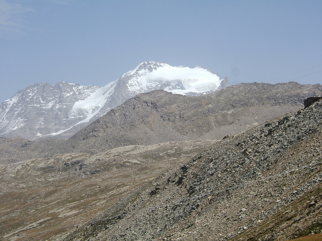 Gran Paradiso From Col del Nivolet - © Flickr user Giustino