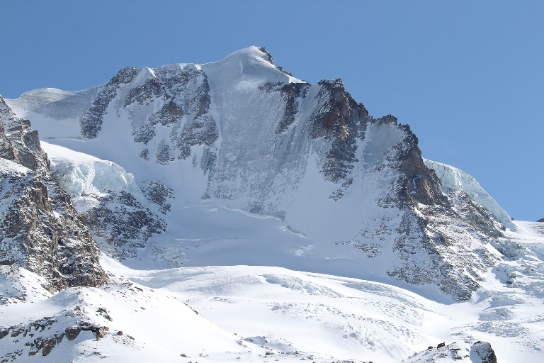 Gran Paradiso, North face  - © flickr user- Fulvio Spada