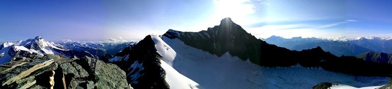 Italy Alps: Gran Paradiso, Punta Pousset, , Walkopedia