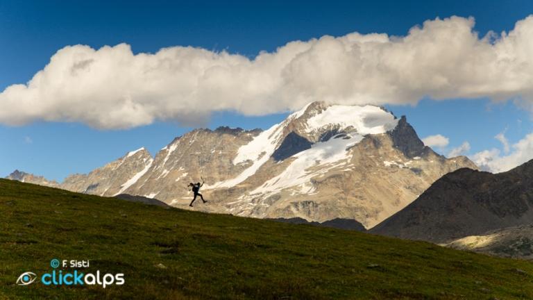 Italy Alps: Gran Paradiso, Punta Basei, , Walkopedia
