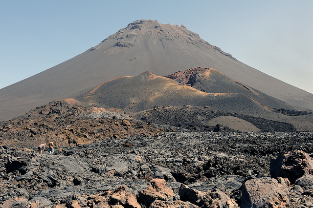 Cape Verde Islands, Fogo Volcano, , Walkopedia