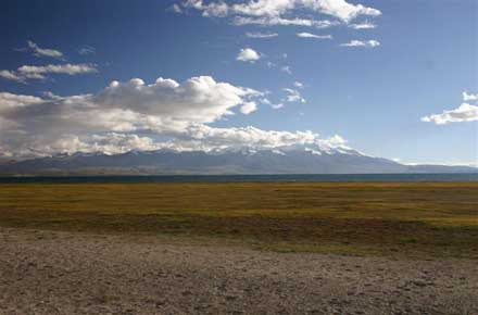 Lake Mansarovar -  - © William Mackesy