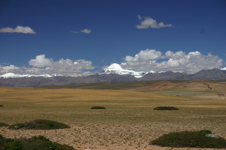China Tibet, Lake Manasarovar, Kailash, Walkopedia