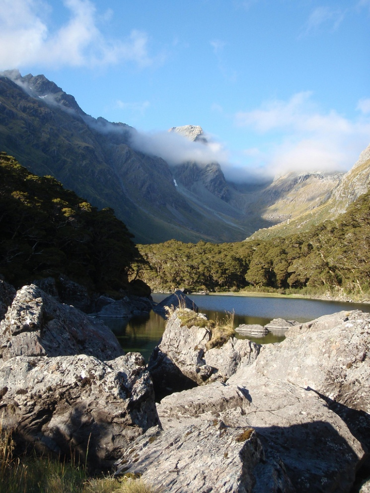Routeburn - © By Flickr user Kevin Saff