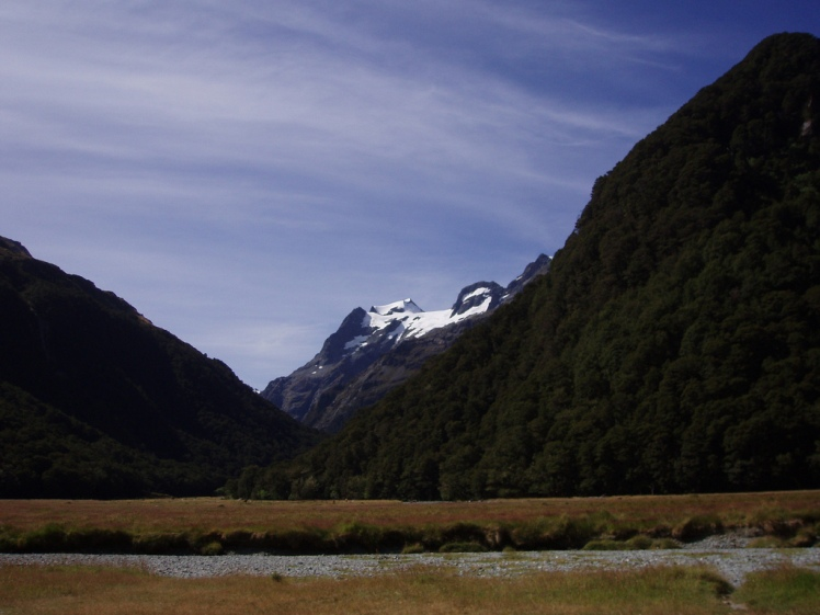 Routeburn - © By Flickr user andrewcparnell