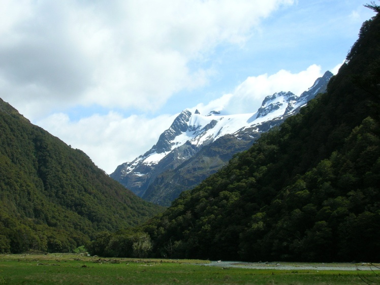 Routeburn - © By Flickr user brewbooks
