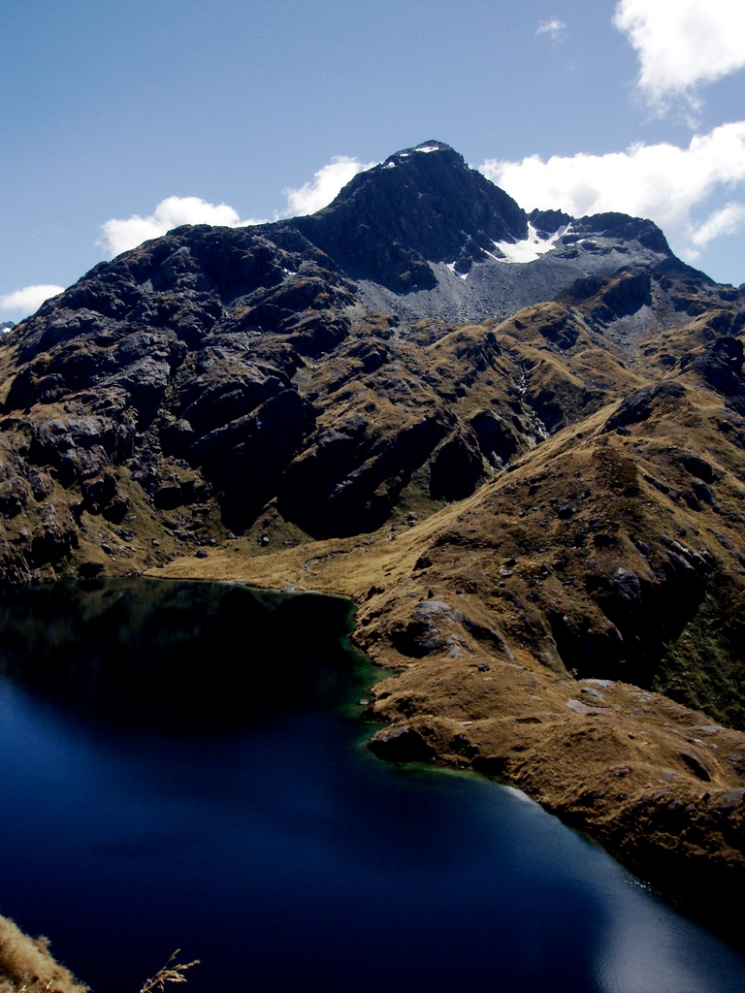 Routeburn Track Lake - © By Flickr user andrewcparnell