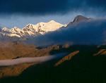 Cordillera Apolobamba Traverse (from Pelechuco): Katantica Pass - © John Benson