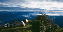 Cordillera Apolobamba Traverse (from Pelechuco): Camp - © John Benson