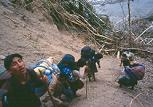 Cordillera Apolobamba Traverse (from Pelechuco): Non-existent path - © John Benson