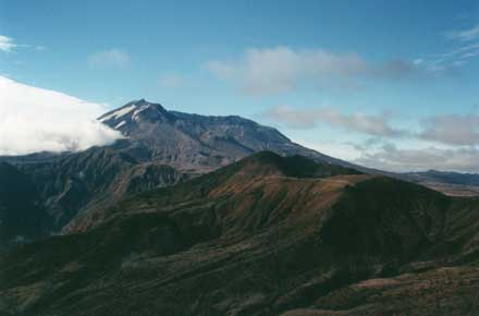 Mt St Helens: Mt St Helens -  - © William Mackesy