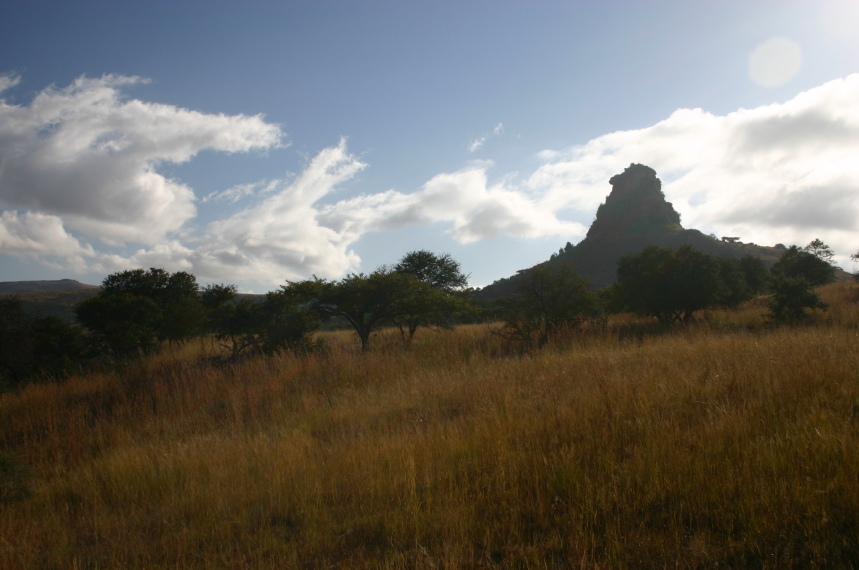 The Fugitives' Trail, Isandlwana to the Buffalo River: © William Mackesy