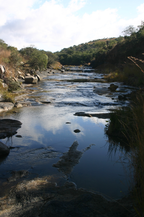 South Africa Kwazulu-Natal, The Fugitives' Trail, Isandlwana to the Buffalo River, , Walkopedia