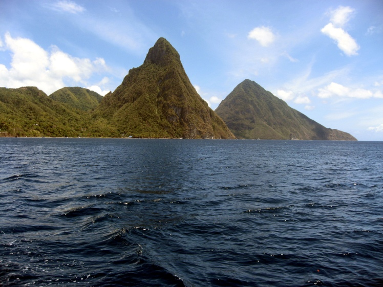 Pitons - © Flickr user fussball_89