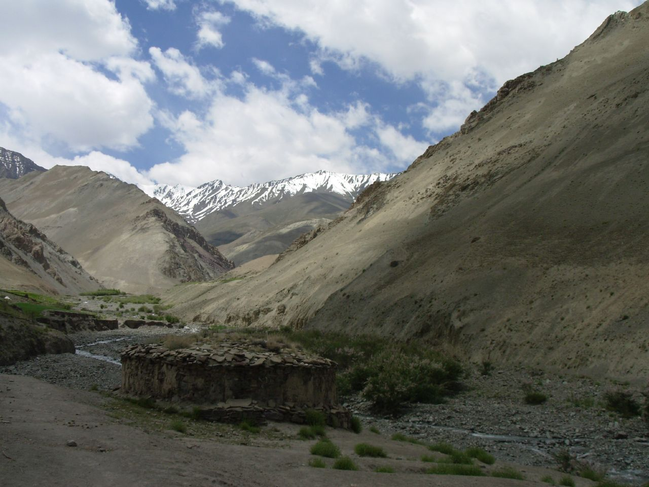 Zanskar Range - © By Flickr user madpai