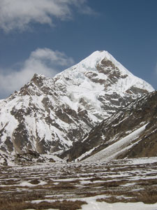 6,910m Nepal Peak - © David Briese, www.gang-gang.net/nomad