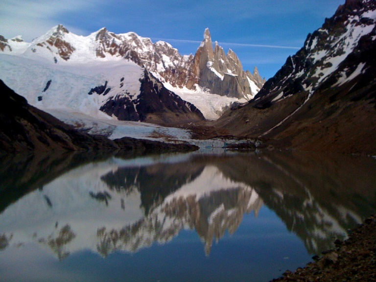 Cerro Torre and Glacier Grande  - © flickr user- Geoff Livingston