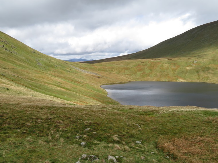 Coast to Coast: Grisedale Tarn - © William Mackesy