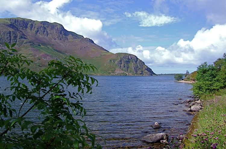 Coast to Coast: Ennerdale Water - © By Flickr user judepics