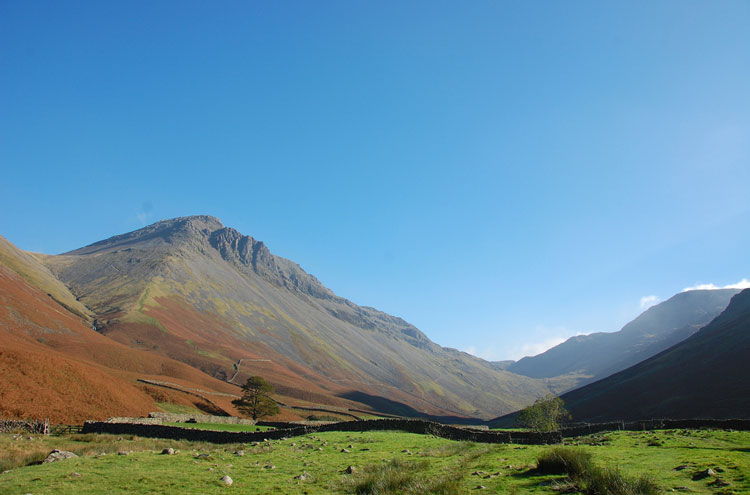 Great Gable - © By Flickr user MarchieCTID