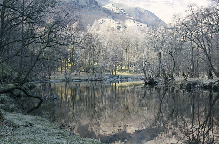 Coast to Coast: Borrowdale - © By Flickr user AlanCleaver_2000