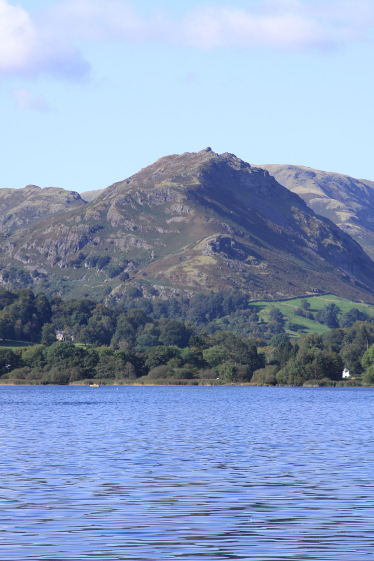 Coast to Coast: Grasmere, Helm Crag - © By Flickr user AndyHawkins