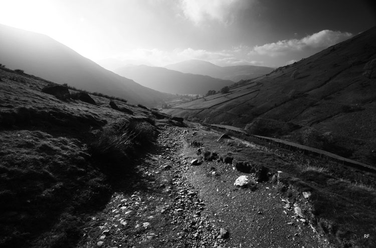 Coast to Coast: Patterdale - © By Flickr user Richard Fraser