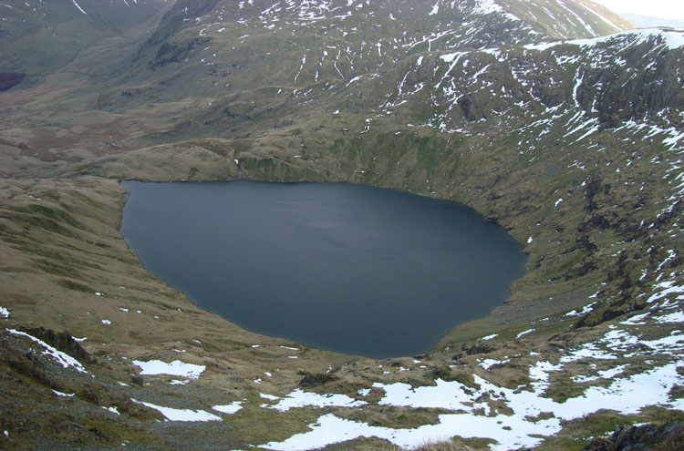 Haweswater - © By Flickr user MikeyBean
